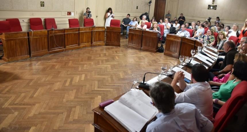 El HCD aprobó el Presupuesto 2020 e importantes proyectos para el desarrollo de la ciudad