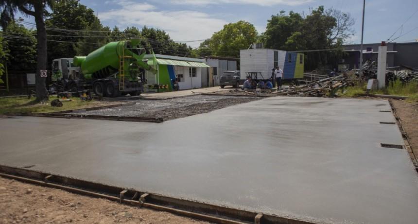 El Municipio comenzó la construcción de la nueva sede del SAME