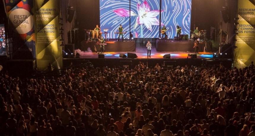 Con más de 10 mil personas, Tenaris despidió el 2019 con una nueva Fiesta Genial