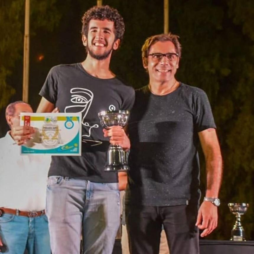 Fiesta del Deporte 2019 : Valentín Solís y Eliseo Iglesias fueron elegidos los Deportistas del Año del Club