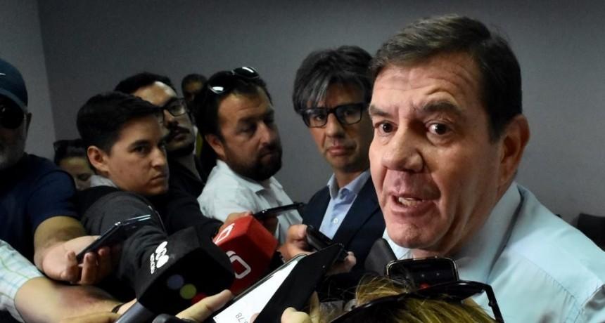 """El intendente Montenegro dijo que efectivos del Operativo Sol """"ya están trabajando"""""""