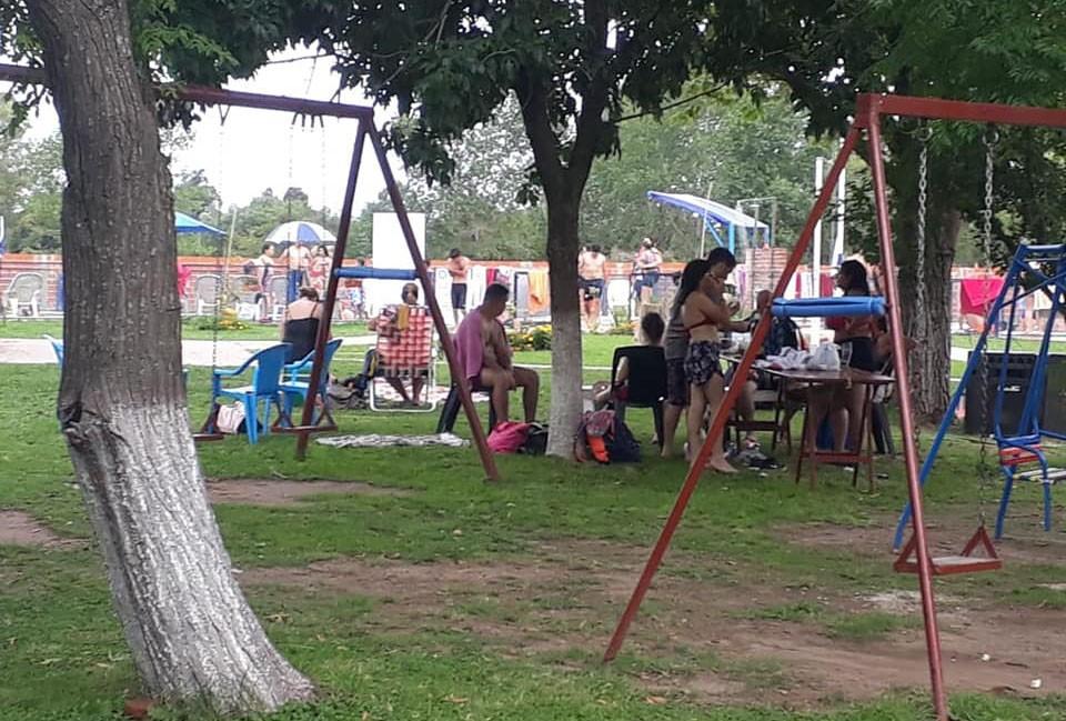 Apertura de camping del Sindicato de Trabajadores Municipales