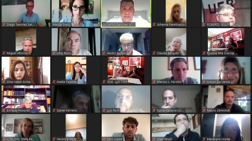 Diputados de la Quinta Sección presentaron la plataforma Buenos Aires Legisla: una plataforma de participación ciudadana