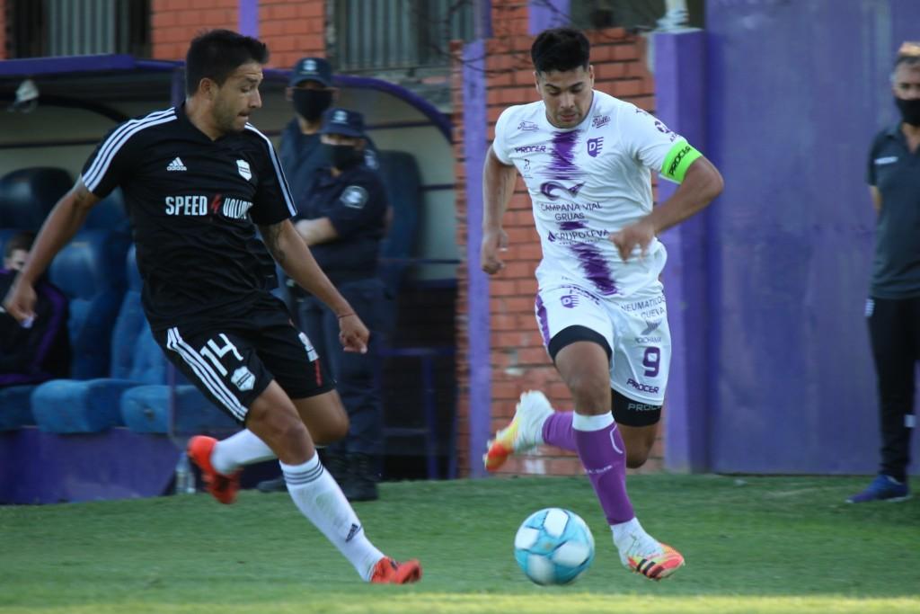 Villa Dálmine empató ante Deportivo Riestra