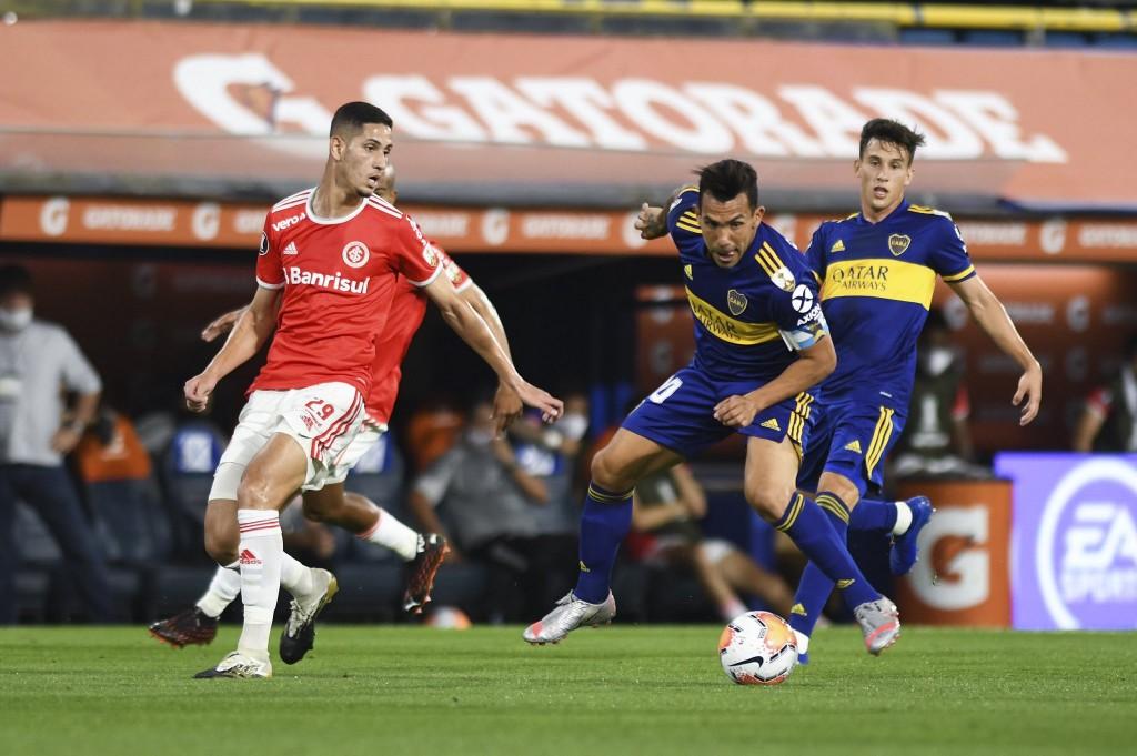 Boca Juniors ganó por penales y clasificó a cuartos de final