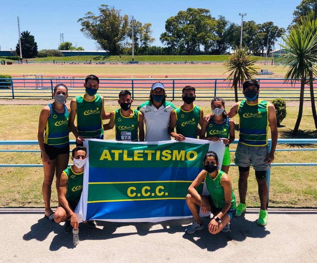 Atletas campanenses se lucieron en Mar del Plata