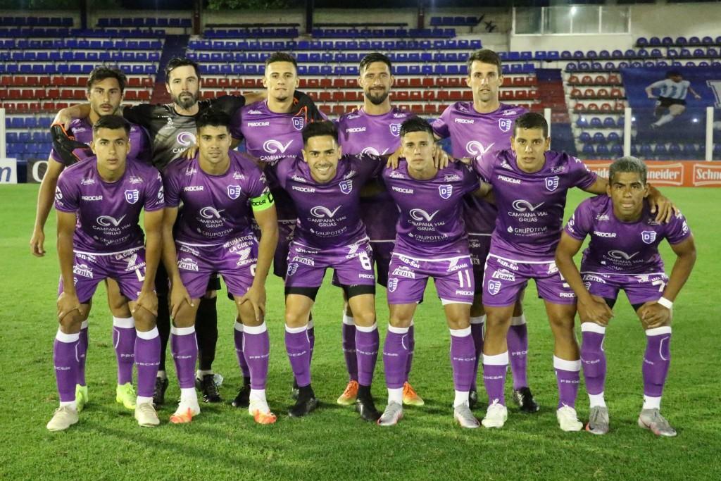 Villa Dálmine perdió con Tigre por 3 a 1