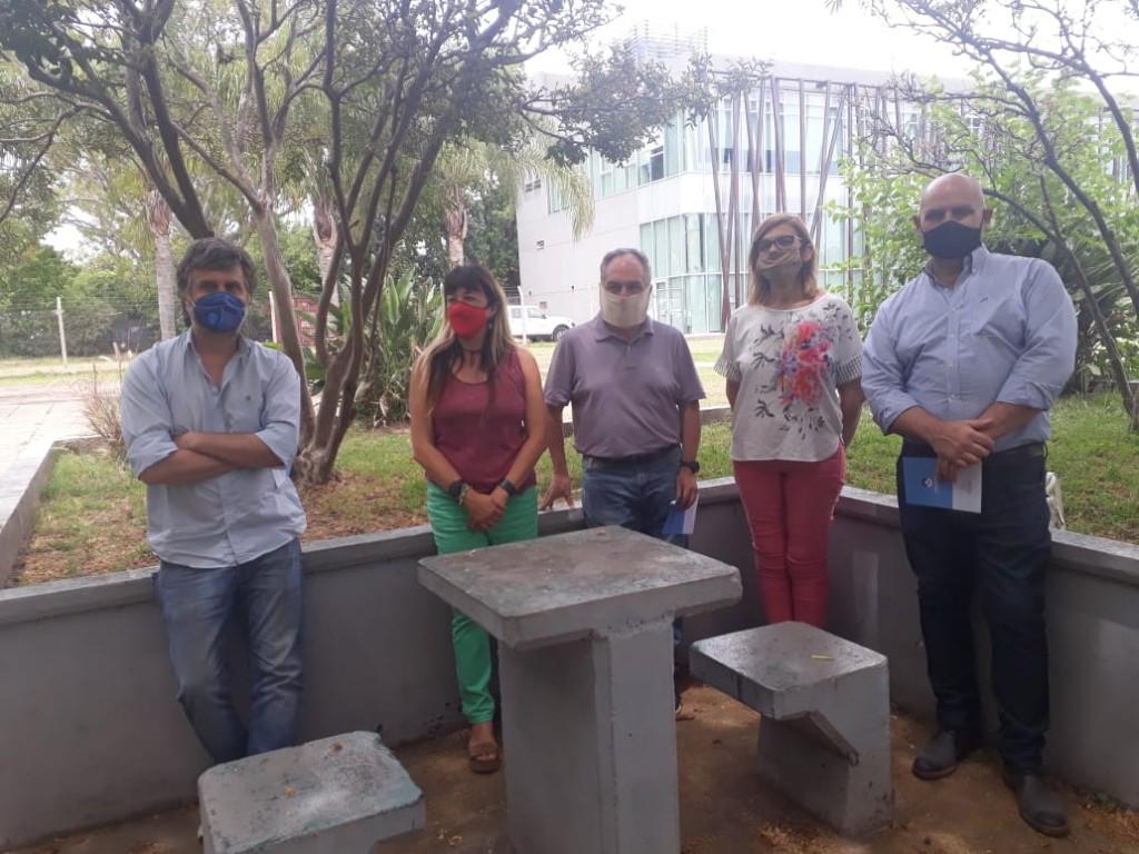 Se realizó en nuestra ciudad una Jornada con el Observatorio de Víctimas de Delitos (OVD)
