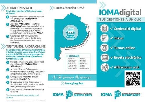 Modernización e innovación sin precedentes en IOMA