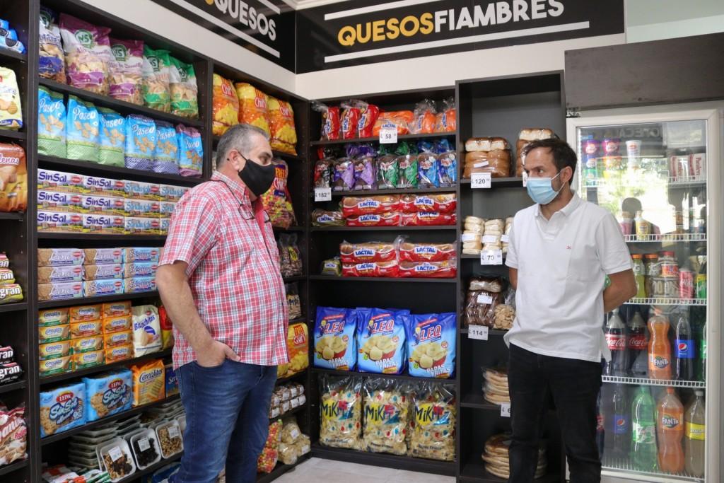 Abella :  Cada comercio que abre son nuevas oportunidades para los vecinos