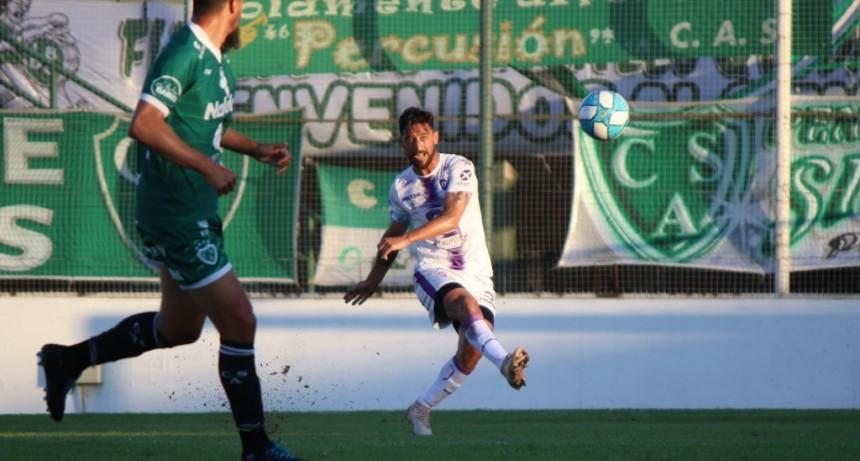 Maximiliano García se refirió al debut de Villa Dálmine