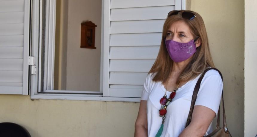 NANCY RODRIGUEZ :  Ley de Interrupción Voluntaria del embarazo, una Ley que amplía derechos