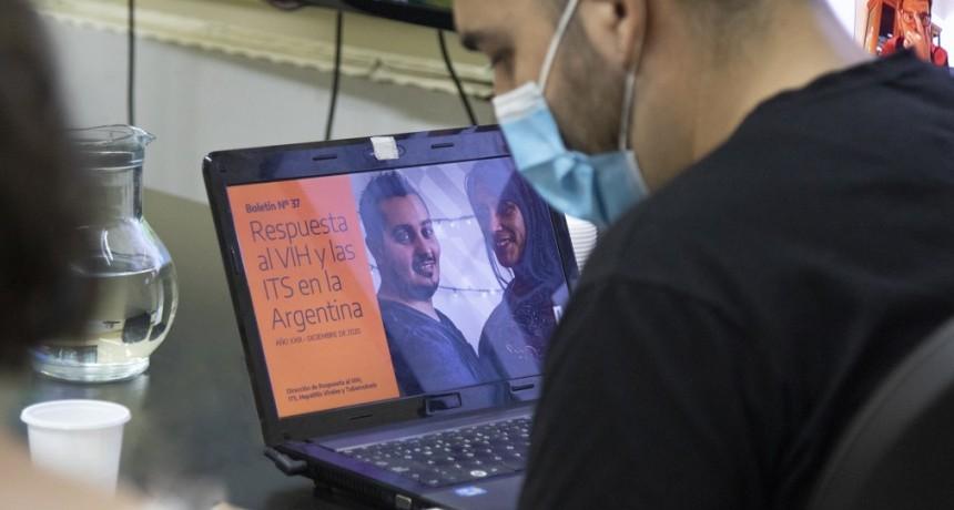 Salud presentó los datos del nuevo Boletín sobre VIH y enfermedades de transmisión sexual